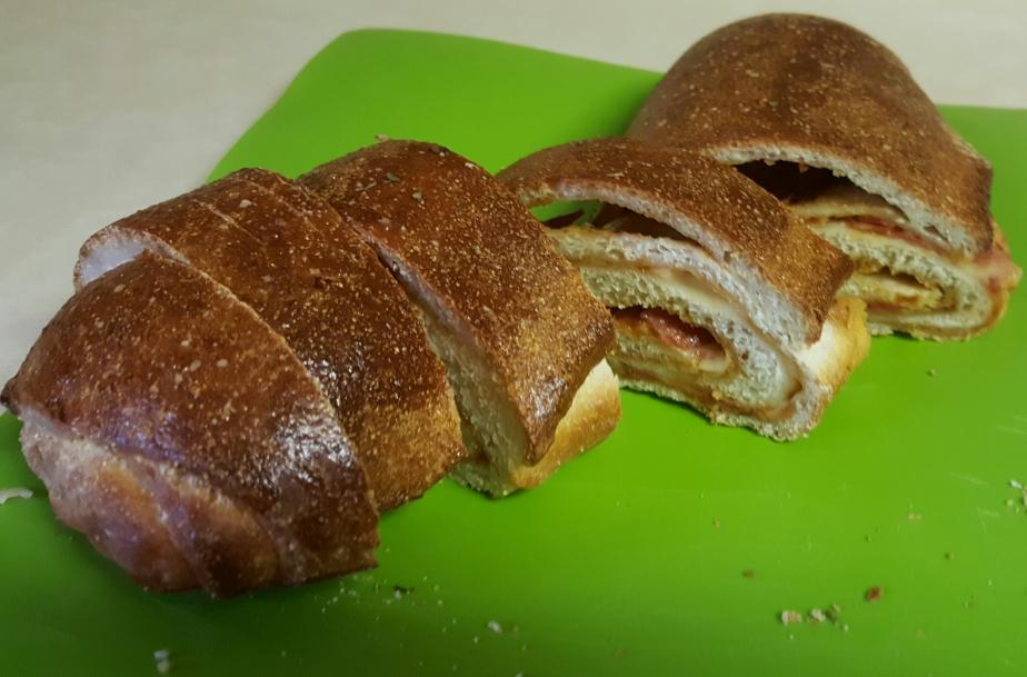 Pizza bread 6