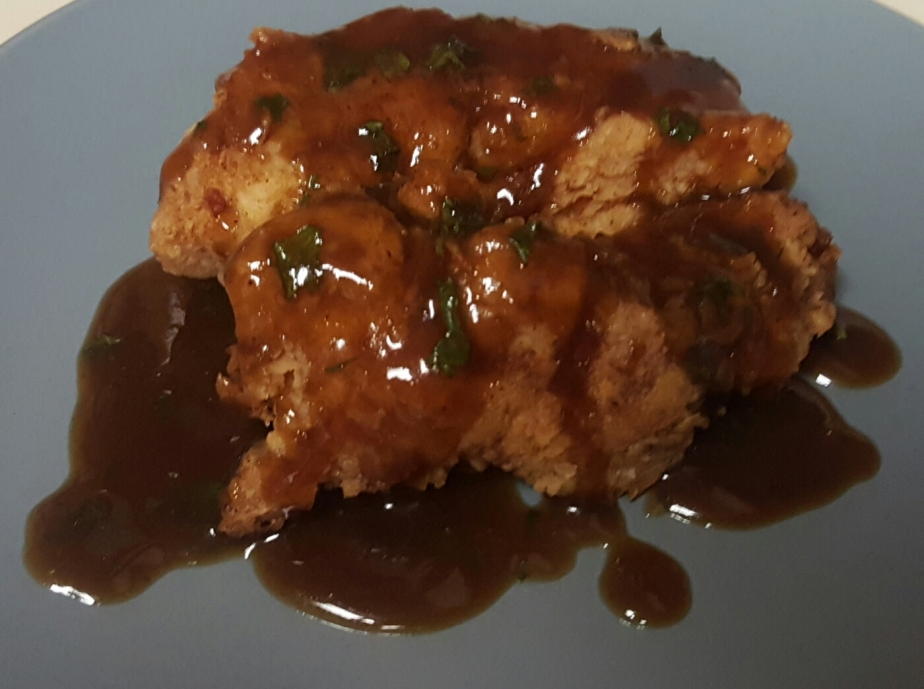 Fried Chicken with Thai Sauce