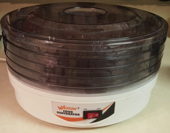 Dehydrator. Academy, around $25