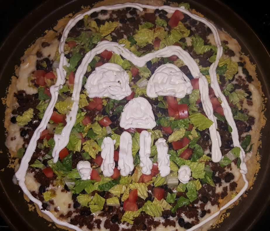 """Luke, I am Nacho Pizza"""