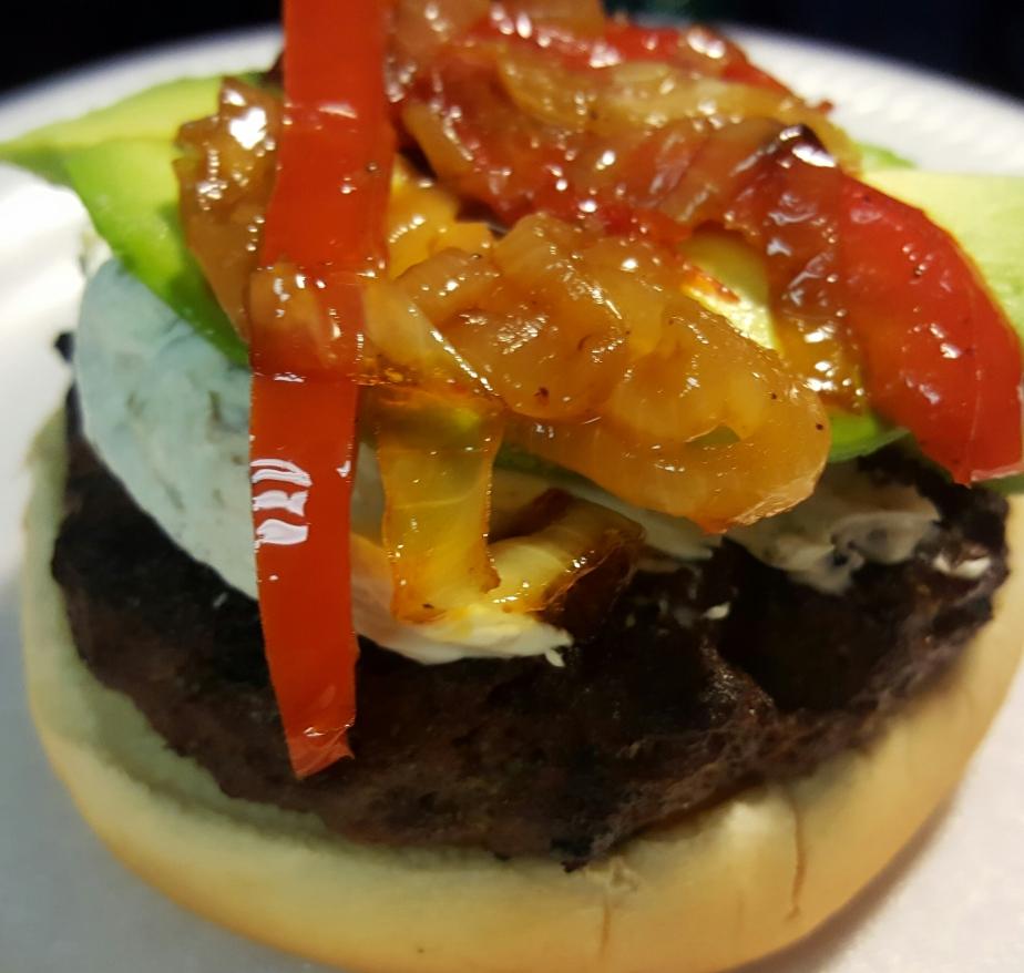 Jalapeño Burger Business (getit?)
