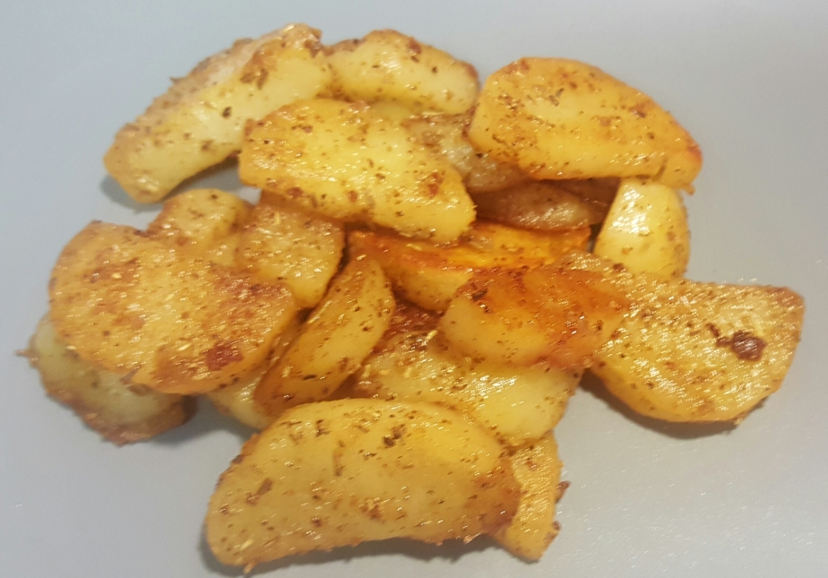 Rosemary's Potatoes (see what I did there?)
