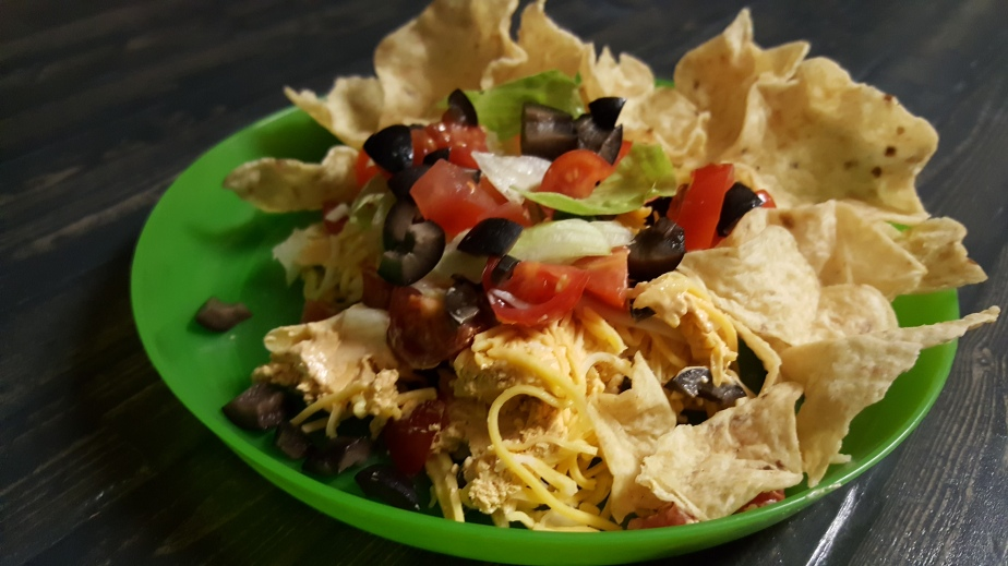 Creamy Taco Dip…not just for Tuesdays